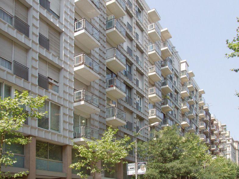 C/ Aribau. Barcelona Ciutat