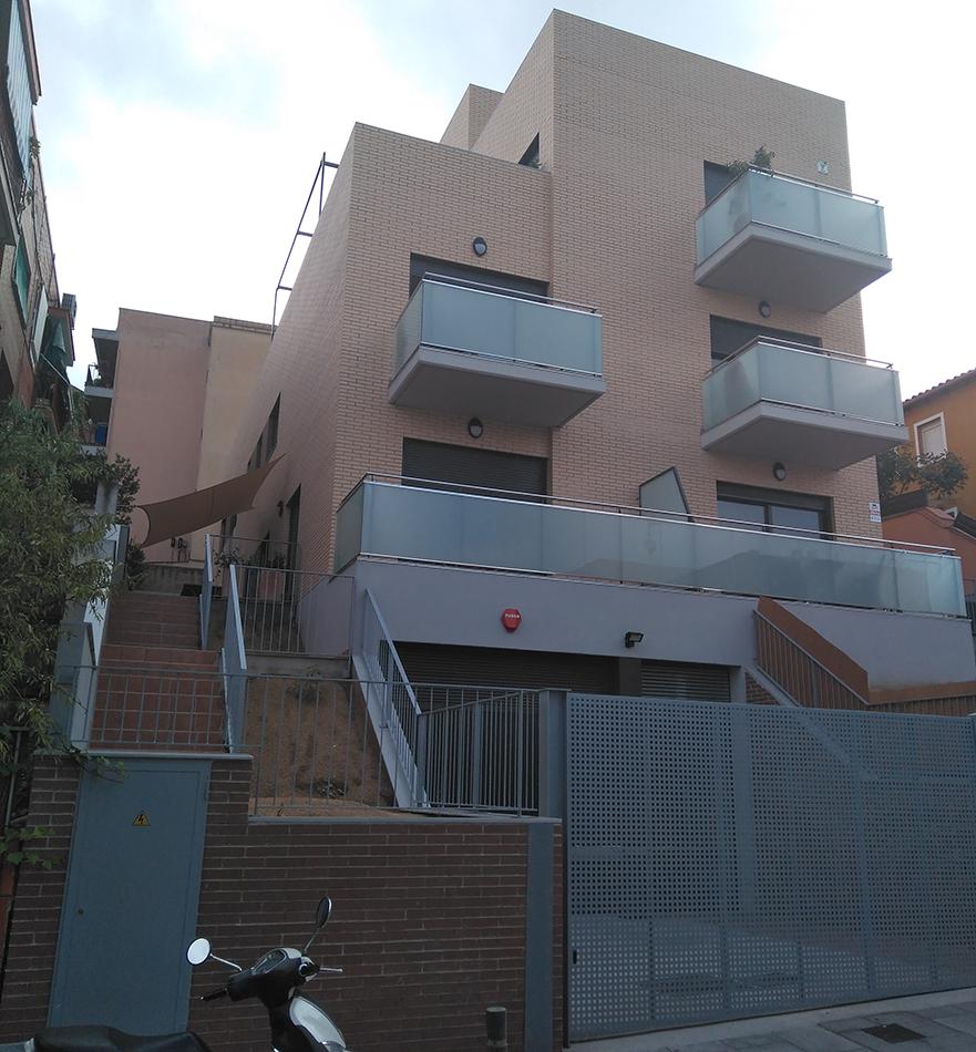 habitatge obra nova otilia barcelona