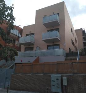 habitatges obra nova santa otilia barcelona