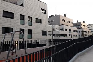 flats new construction sant cugat del vallès